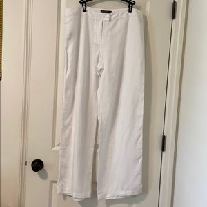 Tommy Bahama Leigh Fit Linen Pants size 14